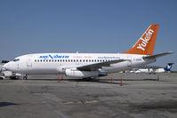 C-GNAU @ YVR - Air North Boeing 737-200