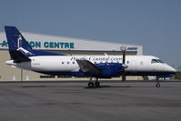 C-GPCG @ YVR - Pacific Coastal Saab 340