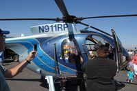 N911RP @ KRAL - Riverside Airshow 2009