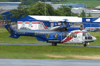 G-ZZSB @ EGPD - Bristows Eurocopter EC225LP at Aberdeen