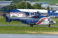 G-ZZSB @ EGPD - Bristows Eurocopter EC225LP at Aberdeen