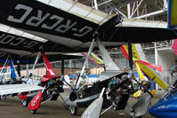 G-RCRC @ EGPT - Pegasus Quik at Perth Airport in Scotland