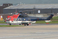 G-PUMN @ EGPD - Eurocopter AS332L2 at Aberdeen