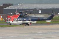 G-PUMN @ EGPD - Eurocopter AS332L2 at Aberdeen