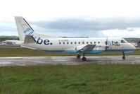 G-LGNH @ EGPD - Loganair / Flybe SF340 at Aberdeen