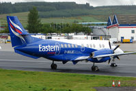G-MAJE @ EGPD - Eastern Jetsream 4100  at Aberdeen