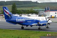 G-MAJE @ EGPD - Eastern Jetsream 4100  at Aberdeen - by Terry Fletcher