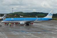 PH-EZA @ EGPD - KLM EMB190 at Aberdeen