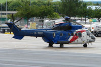 G-TIGC @ EGPD - Bristow Eurocopter AS332L at Aberdeen
