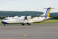 T9-AAD @ EDDR - BH Airlines ATR72 - by FBE