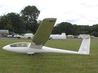 BGA2806 - Rolladen-Schneider LS4, c/n 4189 - by Simon Palmer