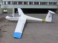 BGA4217 - Federov ME-7 Mechta, c/n M007, at Dunstable - by Simon Palmer