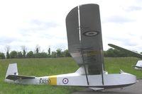 BGA4963 - Slingsby T31B Tandem Tutor, c/n 852 - by Simon Palmer