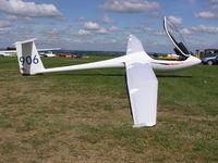 BGA5049 - Schleicher ASW-27B, c/n 27211 - by Simon Palmer