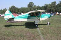 N7845D @ LAL - Piper PA-22-150