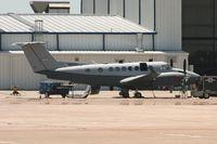 08-0353 @ FTW - New USAF MC-12W at Meacham Field - by Zane Adams