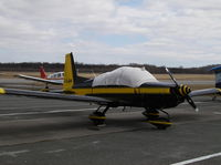 C-GJAH @ CYPQ - @ Peterborough Airport, Ontario Canada - by PeterPasieka