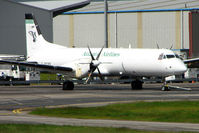 G-BTPE @ EGPD - Atlantic Airlines ATP at Aberdeen