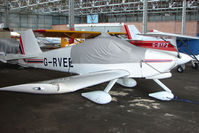 G-RVEE @ EGPT - Vans RV-6A at Perth Airport in Scotland