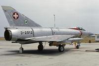 J-2312 @ LIED - MirageIIIS at Decimomannu