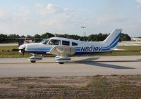 N8019V @ LAL - Piper PA-28-181