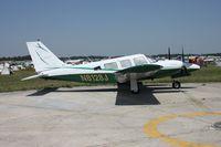 N8128J @ LAL - Piper PA-34-200
