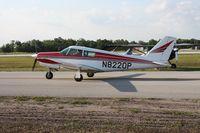N8220P @ LAL - Piper PA-24-250