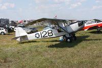 N36406 @ LAL - Taylorcraft L-2M