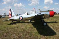 N67496 @ LAL - Vultee BT-13A