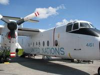 115461 @ CYHM - @ Hamilton Airport - @ Canadian Warplane Heritage Museum - by PeterPasieka