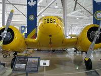 C-FFGF @ CYHM - @ Hamilton Airport - @ Canadian Warplane Heritage Museum - by PeterPasieka