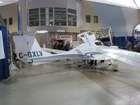 C-GXLV @ CYHM - @ Hamilton Airport - @ Canadian Warplane Heritage Museum - by PeterPasieka