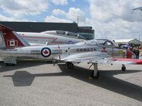 114038 @ CYHM - @ Hamilton Airport - @ Canadian Warplane Heritage Museum - by PeterPasieka