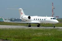 B-3999 @ RJNA - Air China Business Jet Gulfstream 4 - by J.Suzuki