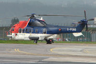 G-PUMO @ EGPD - Eurocopter AS332L2 at Aberdeen