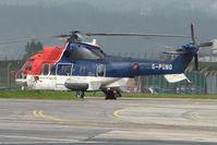 G-PUMO @ EGPD - Eurocopter AS332L2 at Aberdeen