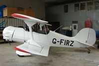 G-FIRZ @ EGPT - Renegade 912 at Perth Airport in Scotland
