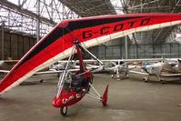 G-CDTO @ EGPT - Quik GT450 at Perth