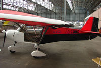G-CDBO @ EGPT - Skyranger 912 at Perth