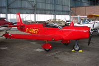 G-OMEZ @ EGPT - Zenair 601HD at Perth Airport in Scotland