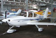 N5336Z @ EGPT - Cirrus SR20 at Perth Airport in Scotland