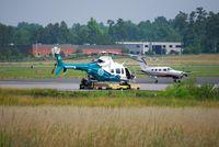 N432CM @ KUZA - Looks like it was a test flight - by Connor Shepard
