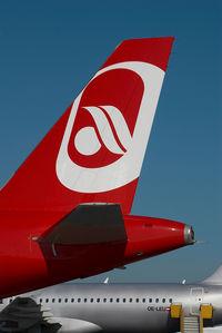D-ABCA @ VIE - Air Berlin Airbus 321