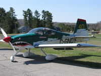 C-GNDY @ CND4 - @ Haliburton/Stahnope Airport - by PeterPasieka