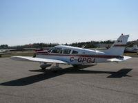 C-GPGJ @ CND4 - @ Haliburton/Stahnope Airport - by PeterPasieka