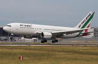 I-AIGH @ LOWW - Air Italy - by Delta Kilo