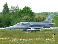 6055 @ EBFS - Aero Vodochody L-159 ALCA (Advanced Light Combat Aircraft) 6055 Czech Air Force - by Alex Smit