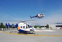 N159LM @ AK38 - New BK for private air ambulance company - by lifemedsteve