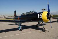 N9278F @ KRAL - Riverside Airshow 2009