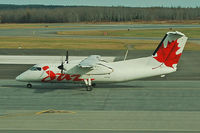C-GJSV @ CYHZ - At Halifax - by Micha Lueck